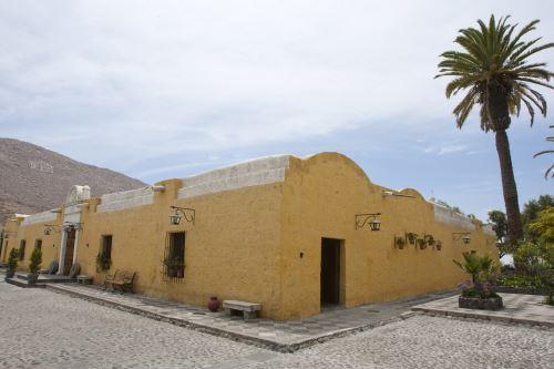 Mansión del fundador Arequipa