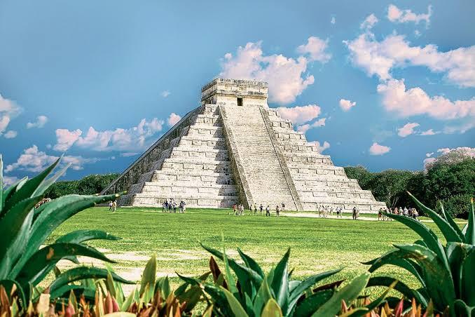 Pirámides de Riviera Maya