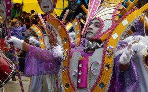 Carnaval de cajamarca 2020